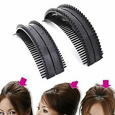 PACK OF 2) 4 PCS BUMPITS HAIR INSERTS HAIR PUMP SET TOOL HAIR STYLE ACCESSORIES-