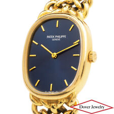 Patek Philippe Ellipse #4826 18K Gold 28mm Ladies Watch 72.8 Grams NR