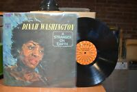Dinah Washington A Stranger on Earth LP Roulette SR 25253 Stereo