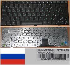 TECLADO QWERTY RUSO ASUS EEEPC EEE PC 1000 V021562JS1 0KNA-0A2RU01 Negro