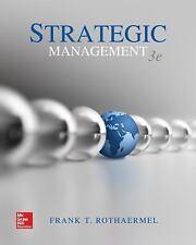 (E-textbook) (pdf-file) Strategic Management by Frank T. Rothaermel (2016)