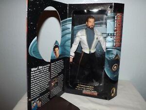 "1998 STAR TREK Commander William Riker 12"", Special Collection Edition-Playmates"