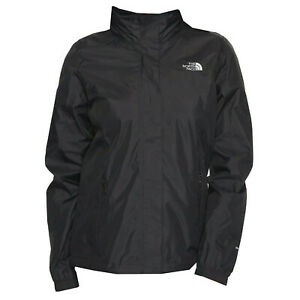 The North Face Womens 2022 - Resolve 2 Jacket rain - TNF Black