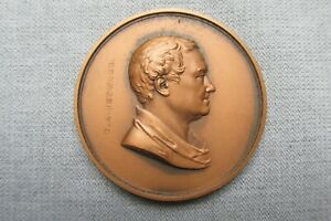 Royal Manchester Institution -- Medal -- B. A. Heywood -- 1956 -- Science