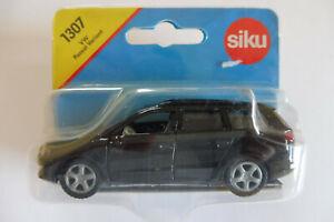 Siku 1307 VW Passat Variant schwarz mit grauer Innenausstattung, neu und OVP