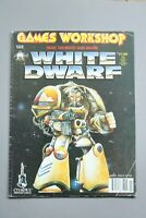 Vintage White Dwarf Magazine Games Workshop - ISSUE 122 - Advanced Heroquest