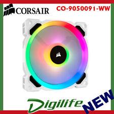 Corsair LL120 RGB 120mm Dual Light Loop White RGB LED PWM Fan Single Pack