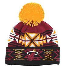 MItchell & Ness Geotech Cuffed Pom Crazy Beanie Cap Hat  Men's Womens  Save 40%!