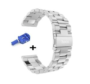 Stainless Steel Watch Replacement Bracelet Classic Strap for Gear S3 Fronti