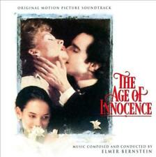 ELMER BERNSTEIN (COMPOSER/CONDUCTOR) - THE AGE OF INNOCENCE NEW CD
