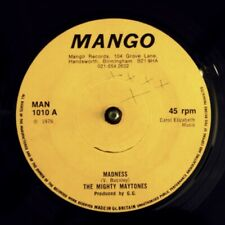 Mighty Maytones, The - Madness  /  Version
