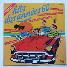 Hits des années 60 vOL 2 BILL HALEY  BOX TOPS PAUL JONES JACK SCOTT SAM AND DAVE