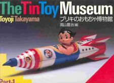 The Tin Toys Museum Tin Toy Museum Japanese Book