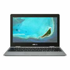 ASUS Chromebook 11.6 inch (32GB, Intel Celeron N, 2.40GHz, 4GB) Laptop - Grey - C223NA
