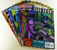 DC BATMAN: LEGENDS OF THE DARK KNIGHT #156-161 164-167 Lot NM- to NM Ships FREE!