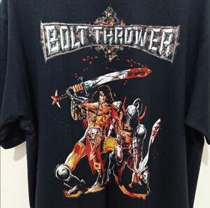 Bolt Thrower War Master Vintage T-Shirt