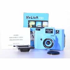 Holga 120N Mittelformatkamera in Blau / Kunststofflinse / Diana+ / Plastikkamera