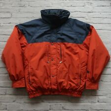 Vintage North Face Ski Patrol Down Jacket Size XL Made in USA 90s Puffer