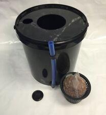 Bubbler Oxy Pot DWC System 20l 20 Litre Inc Clay Pebbles No Air Pump Hydroponics