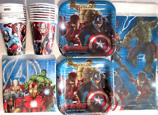 AVENGERS :Age of Ultron / Assembe Mix - Birthday Party Supply Supply Kit Set 16