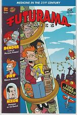 Futurama Comics #22 Bongo Comics Group 2006 (Australian Edition)