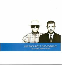 PET SHOP BOYS discography (CD album) VG/EX CDP 7979942 greatest hits best of