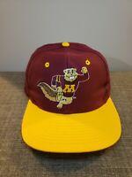 Minnesota Golden Gophers NCAA Vintage Snapback Hat Cap