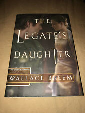 The Legate's Daughter by Wallace Breem Hardcover Ancient Rome Historical Book