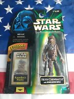 Hasbro Star Wars Hoth Chewbacca With Bowcaster Rifle Action Figure