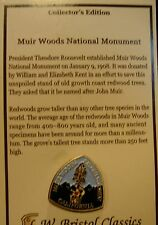Muir Woods National Monument new hat lapel tie tac HP6294