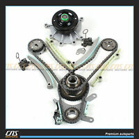 ⭐⭐Timing Chain Kit & Water Pump & Gears for 99-04 Dodge Jeep 4.7L SOHC V8 JTEC⭐⭐