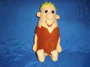 """Vintage Knickerbocker The Flintstones Barney Rubble 12"""""""