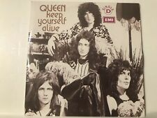 Mega RARE POP 80's 70's CD Queen Single LIMITED Single KEEP YOURSELF ALIVE