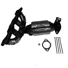 Exhaust Manifold with Integrated Catalytic Converter Front CATCO 1098