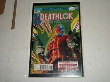 Marvel Now Deathlok #1 Hasbro Marvel Legends Variant