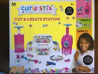 NEW Cutie Stix Cut & Create Station ~ Same Day Shipping ~ No Taxes