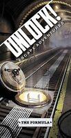 Unlock! The Formula Escape Adventure Card Game Asmodee ASM NLK01 Room Party
