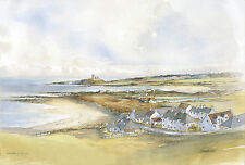 Tom Macdonald Newton by the Sea Mounted Print