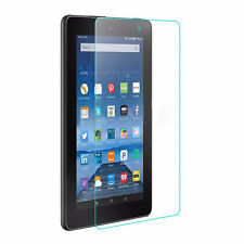 For Amazon Kindle Fire 7 2015 Premium Tempered Glass Screen Protector W6W9