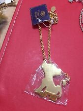 Disney Couture Lion King Baby Simba Necklace