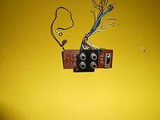 Marantz Stereo Cassette Deck 5010B Input Output Line Terminals