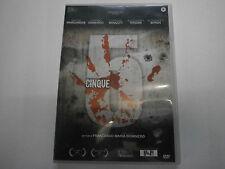 5 CINQUE - FILM IN DVD ORIGINALE - visitate il negozio ebay COMPRO FUMETTI SHOP