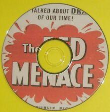 FILM NOIR 337: THE RED MENACE (1949) R. G. Springsteen, Robert Rockwell