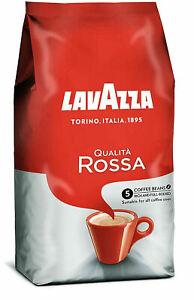Lavazza  - Qualita Rossa -  Coffee Beans - 1kg