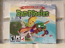 bad piggies --- adventure computer game from the makers of angry birds --- new