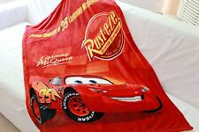 cute Cars Mcqueen coral fleece SMALL blanket rug blankets U158 little quilt ne