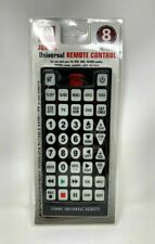 All in one Universal Remote Jumbo,Huge,Big Numbers TV,VCR,DVD Cable Satellite