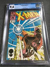 UNCANNY X-MEN #221 CGC 9.6 (1987) Marvel Comics 1st Mister Sinister