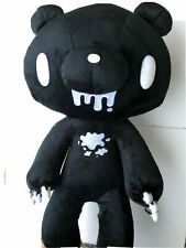 Gloomy Bear Black Monotone Plush Doll CHAX GP  Taito Toreb Japan