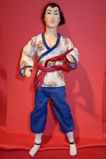 Barbie Ken size doll by Mattell for Disney  from Mulan movie Captain Li Chang